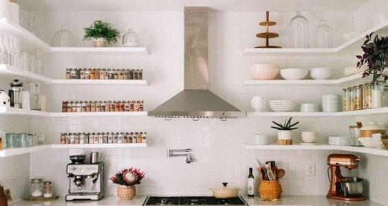 Decoración de interiores para cocinas