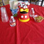 recuerdos de cumpleaños de minnie y mickey