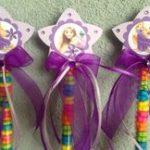 recuerdos de cumpleaños infantiles de princesas