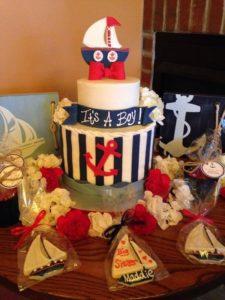 ideas de tortas Y pasteles para baby