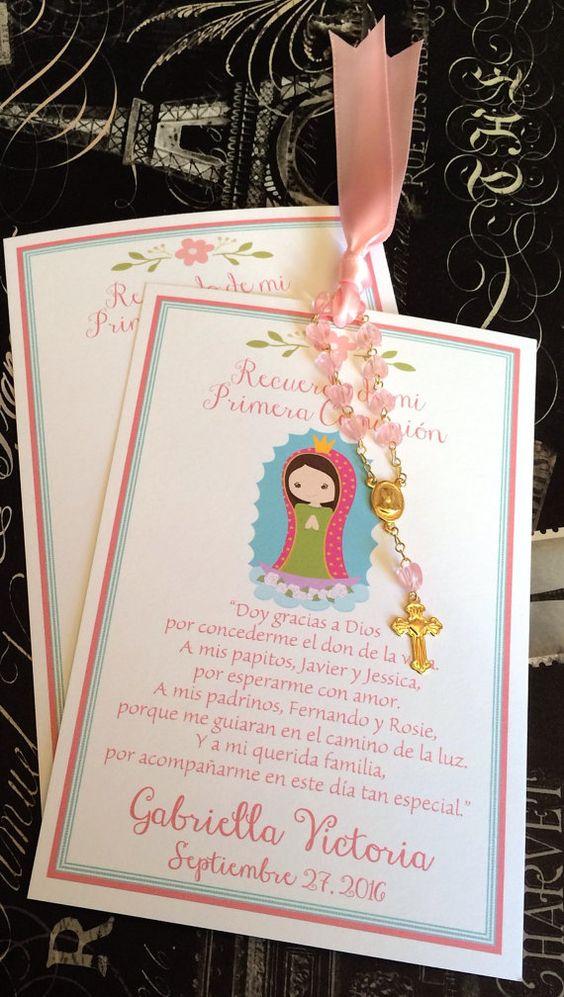 tarjetas tematicas para comunion