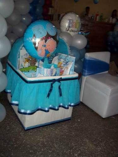 Portaregalos Para Baby Shower