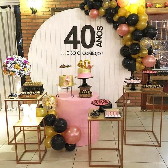 Decoración fiesta para adultos | Tendencias 2019 - 2020