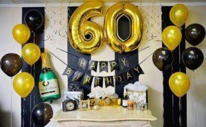 Decoracion de fiestas para adultos mayores