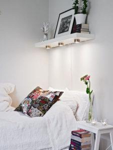 dormitorio cama individual adulto