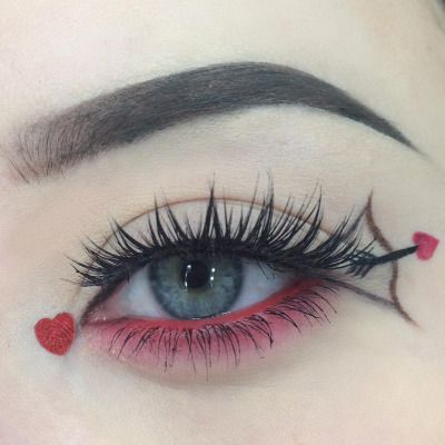 15 looks de maquillaje que deberias atreverte a usar en san valentin