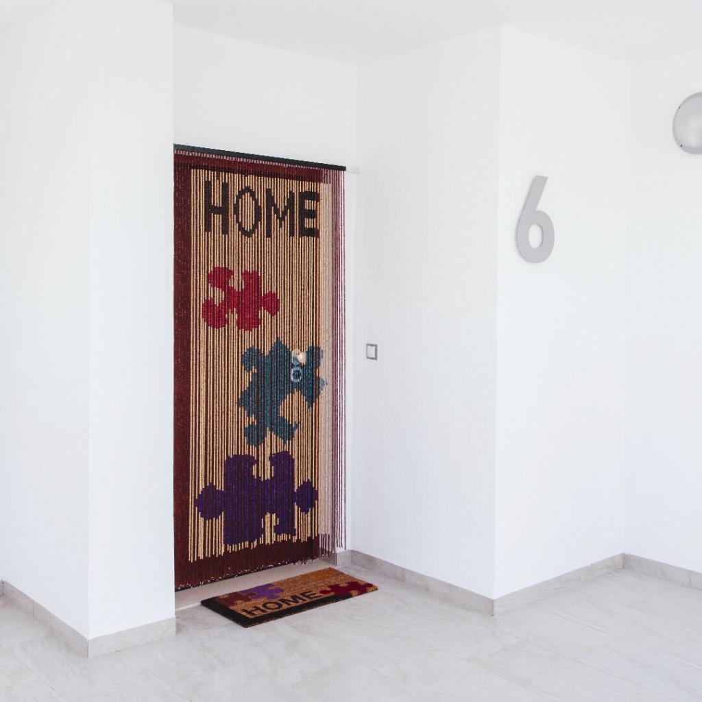 Apuesta por las cortinas y estores de madera ideas bonitas para - Estores de madera ...
