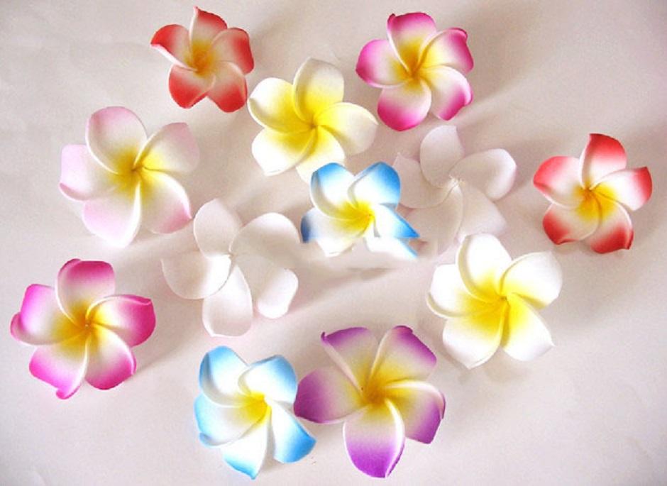 7078c327c5e Ideas y maneras de hacer flores de goma Eva – Ideas Bonitas Para