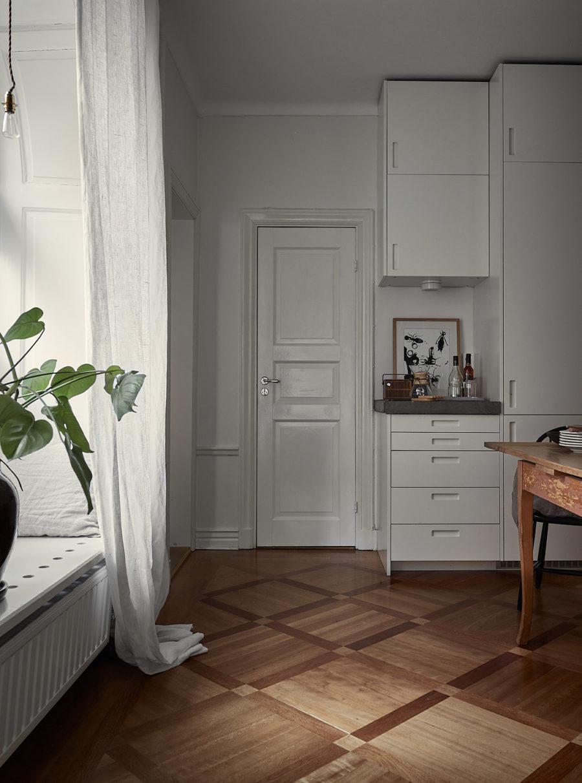 pequeño apartamento-nordico