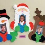 manualidades de navidad para niños gratis