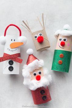 Manualidades De Navidad Para Ninos Gratis Manualidades Navidenas Diy
