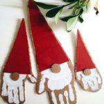 manualidades navideñas para niños de 2 a 3 años