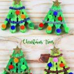 manualidades navideñas para niños de primaria