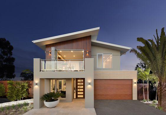 Fachadas de techos para casas