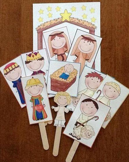 Manualidades cristianas faciles de carton