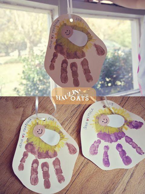 Manualidades cristianas para niños de 3 a 6 años
