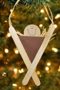 Manualidades para navidad para niños cristianos
