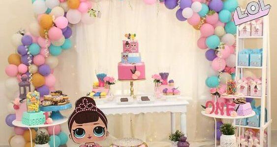 Fiesta de cumpleaños de L.O.L. Surprise!