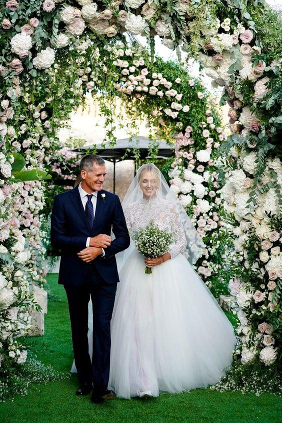 Checklist de decoración para tu boda