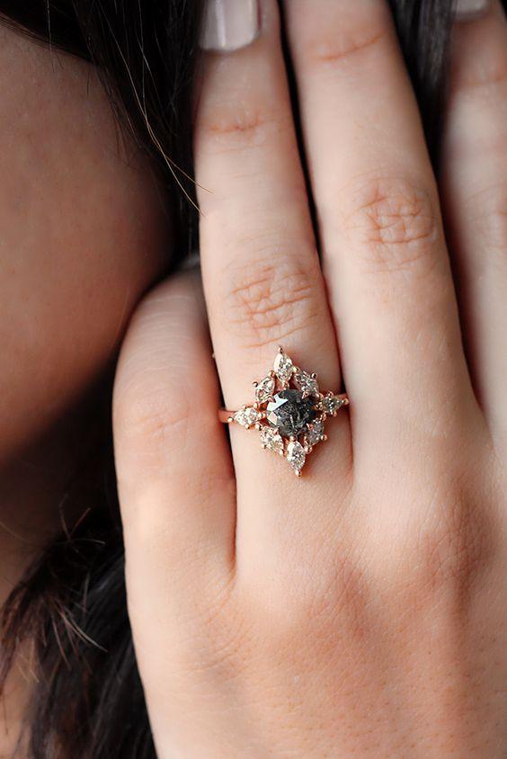 Cuánto debes de gastar en un anillo de compromiso