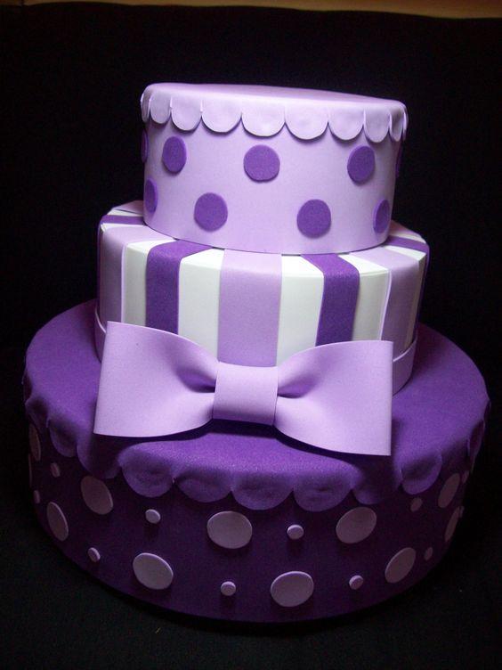 Diseños de tortas falsas