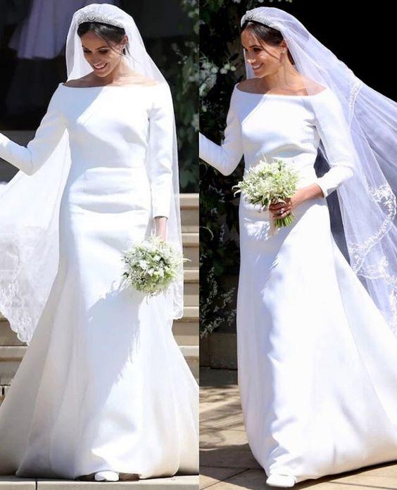 Vestido de novia de Megan Markle