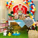 cumpleaños fiesta granja zenon
