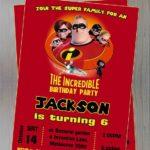invitaciones para fiesta infantil increibles 1 y 2