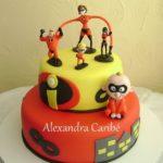 pastel para fiesta infantil increibles 1 y 2
