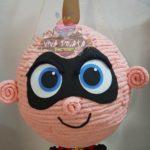 piñata para fiesta infantil increibles 1 y 2