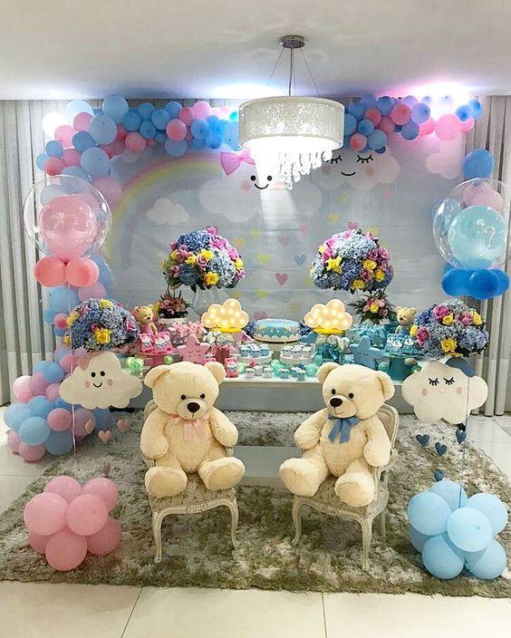 Temas De Baby Shower 2018 2019 Para Nino Y Nina