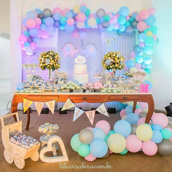 Tematica De Baby Shower Nina.Temas De Baby Shower 2018 2019 Para Nino Y Nina