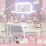 temas para baby shower niña 2018