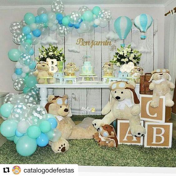 Decoracion Baby Shower Nino Moderna.Temas De Baby Shower 2018 2019 Para Nino Y Nina