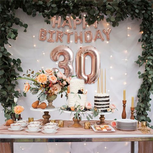 0fd3f6dfbe4 Temas para fiestas de mujer | 18, 20, 30 y 40 años decoraciones