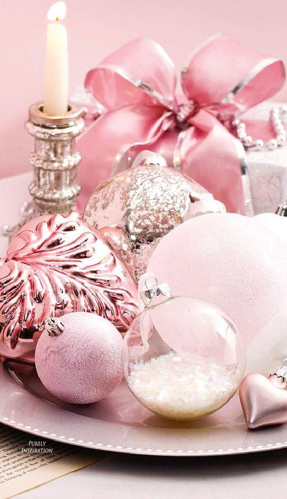 Tendencias navidad 2018 colores