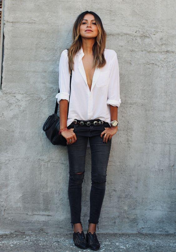 Moda en blusas para la oficina