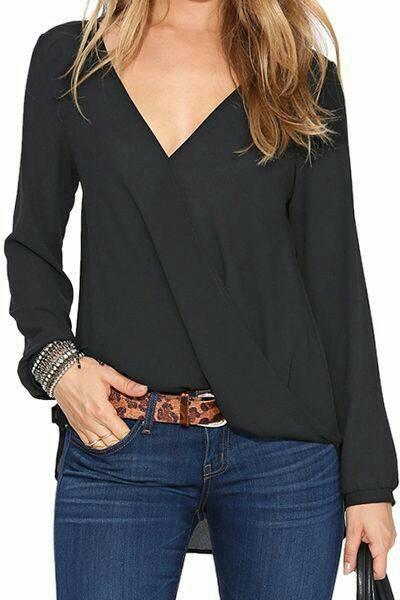 7d9cffa29 blusas negras para mujer