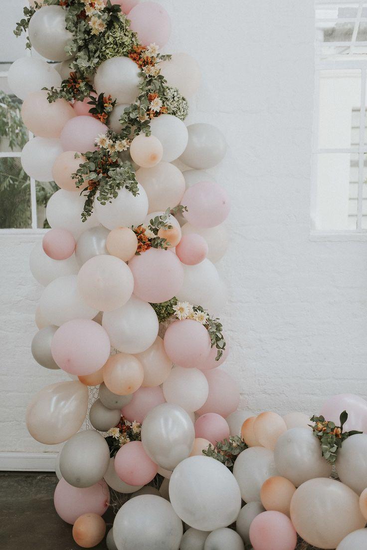 bouquet globos 15 años