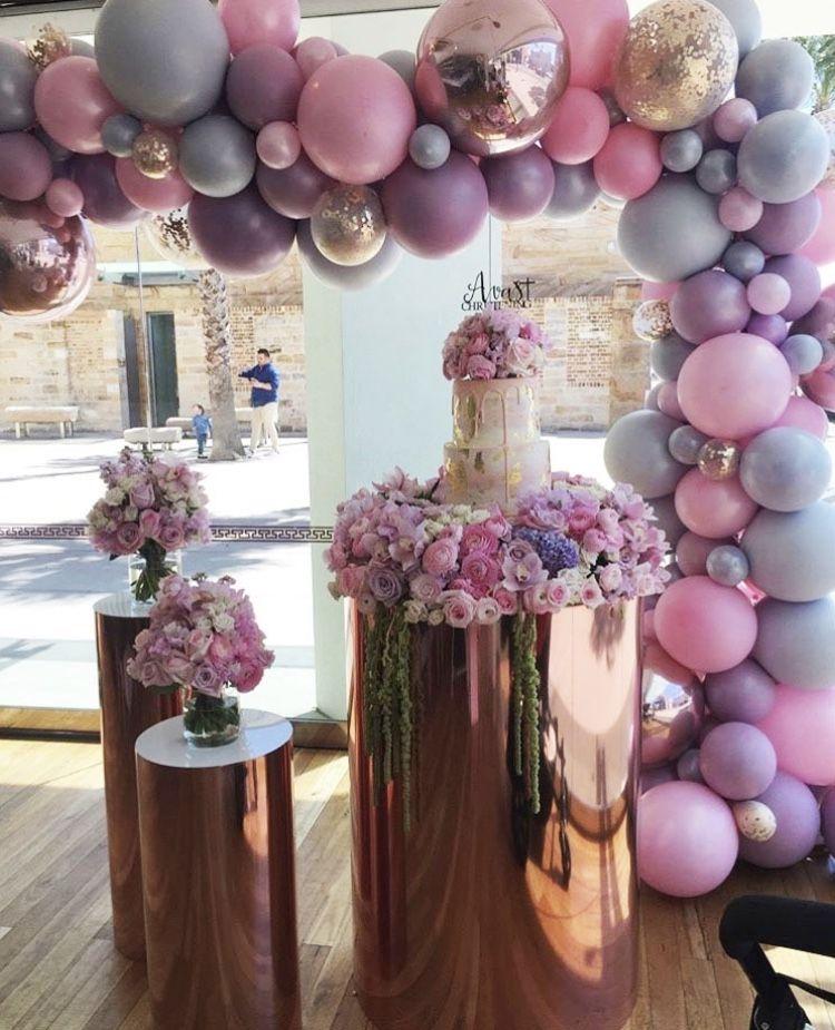Ideas para decorar fiestas de 15 años modernos