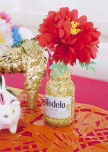 centros de mesa fiesta mexicana