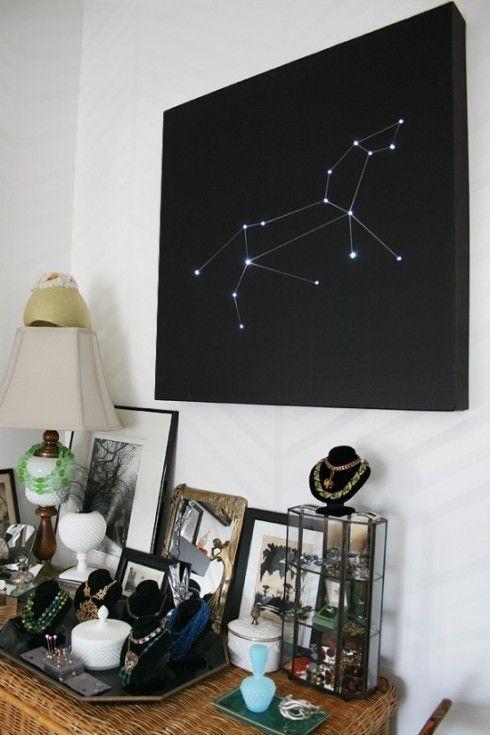 como decorar habitaciones geek para mujer
