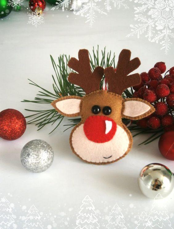 como hacer manualidades navideñas baratas