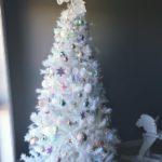 decoracion arboles de navidad unicornios