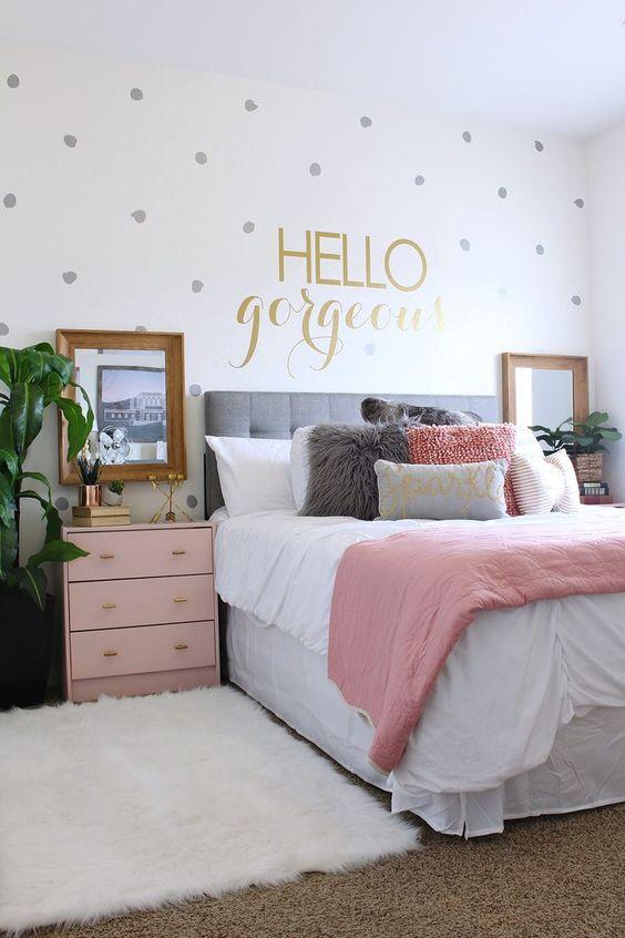 Decoración de dormitorios modernos   Ideas para decorar espacios