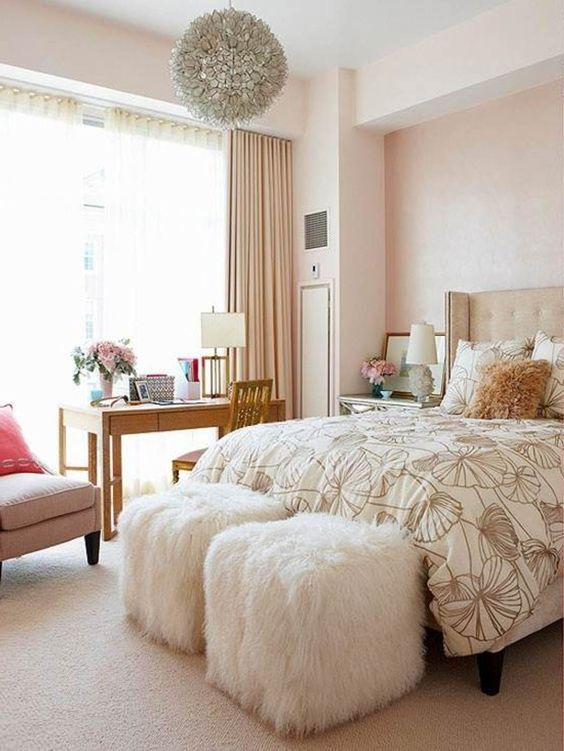 decoracion de dormitorios para mujer