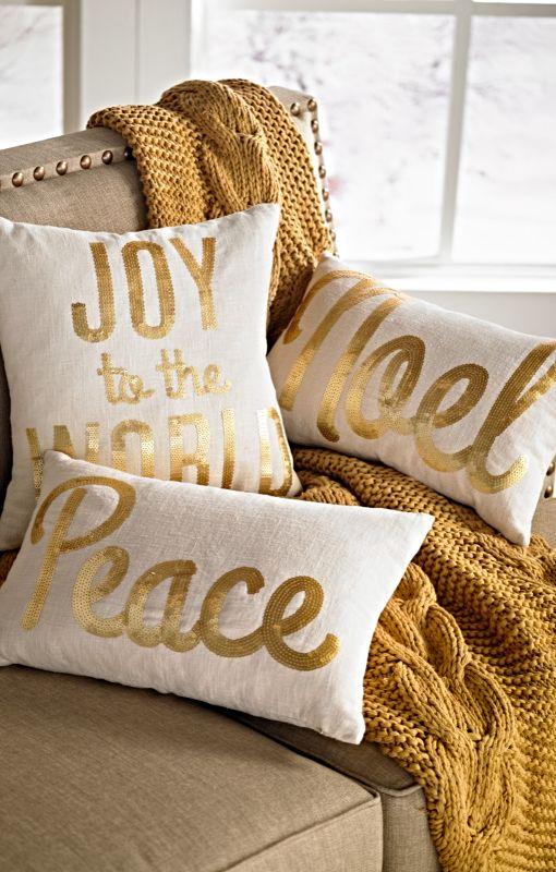 decoraciones navideñas elegantes y modernas
