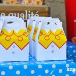 dulceros para fiesta de toy story