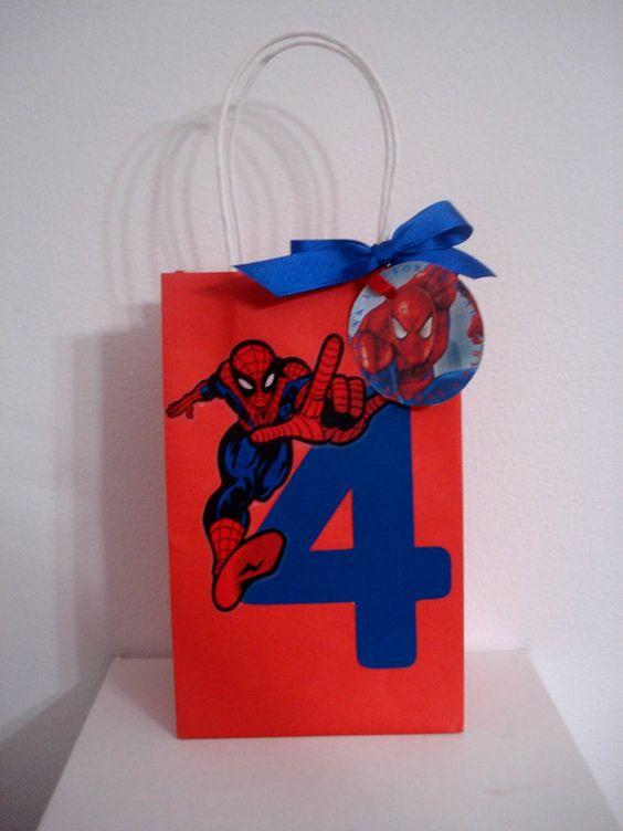 dulceros spiderman