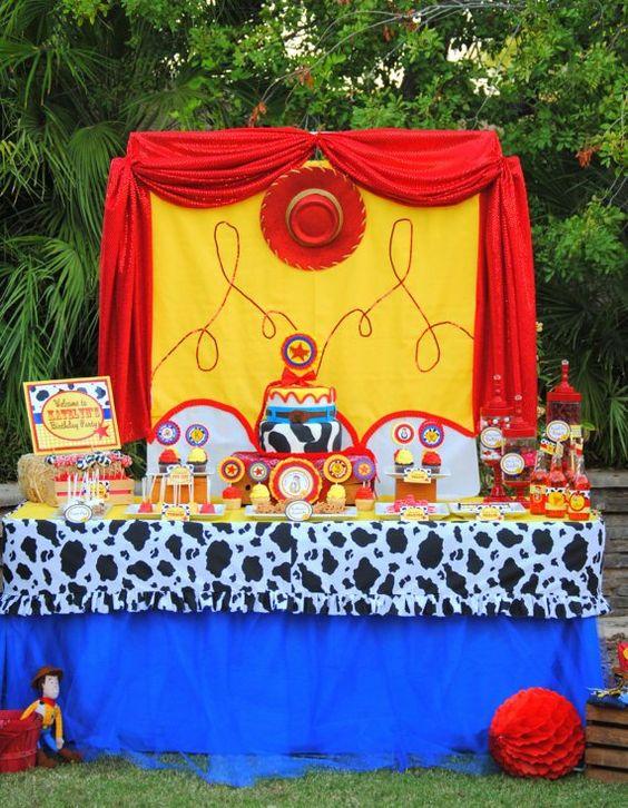 Decoración Fiesta Jessie de toy story